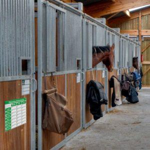 planning d'alimentation chevaux effaçable