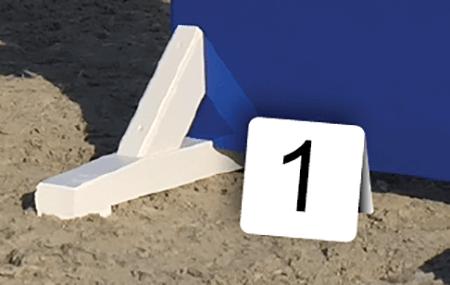 chevalet pour obstacle boxprotec