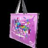 sac à tapis de selle décor design rose