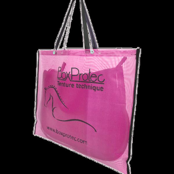 sac à tapis de selle standard rose