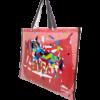 sac à tapis de selle décor design rouge