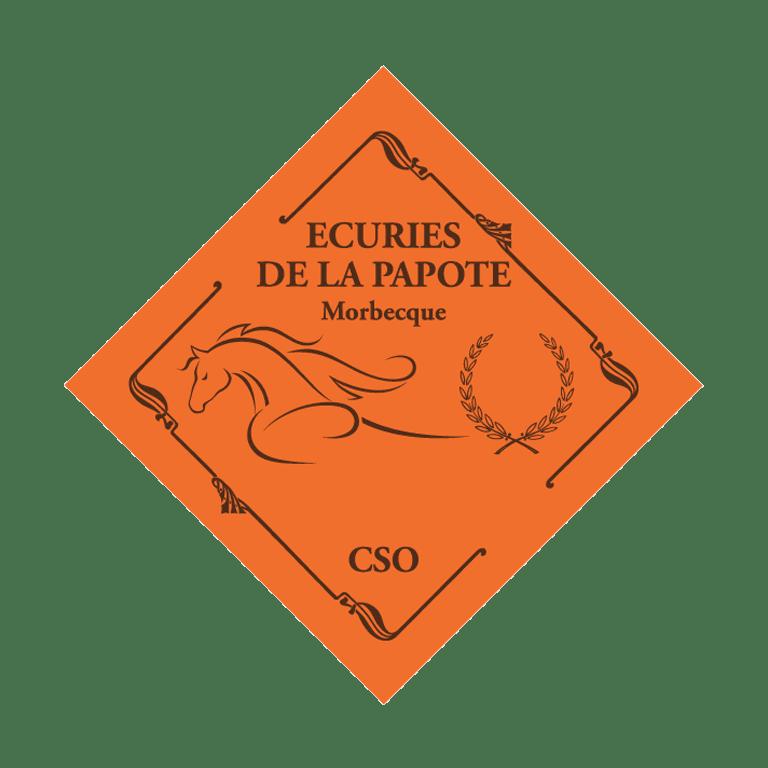 plaque de trophée compétition chevaux à personnaliser