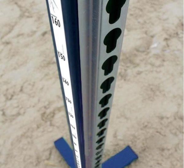 Mètre pour crémaillère 1,5 x 160 cm-0