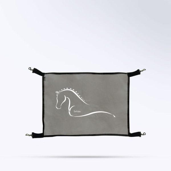 porte de box grise Boxprotec fabrication française