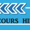 flèche de direction concours hippique bleu fléchage boxprotec