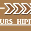 fléchage concours hippique marron boxprotec