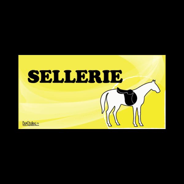 panneau sellerie jaune
