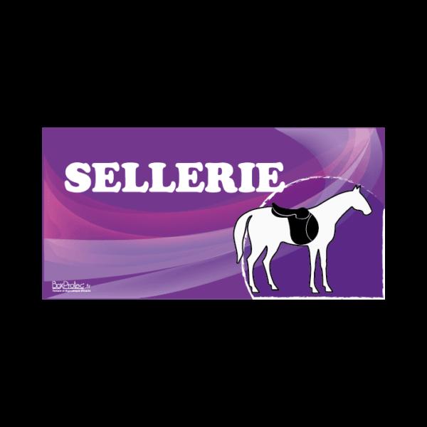 panneau sellerie violet