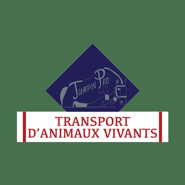stickers losange à personnaliser transport d'animaux vivants