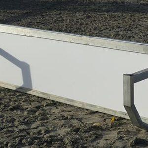 BOXPROTEC - obstacle / cavaletti / culbuto / soubassement / chevaux / cheval / barres / boxprotec