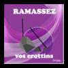 panneau ramasser vos crottins violet