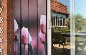 moustiquaire de porte à personnaliser largeur 100 cm