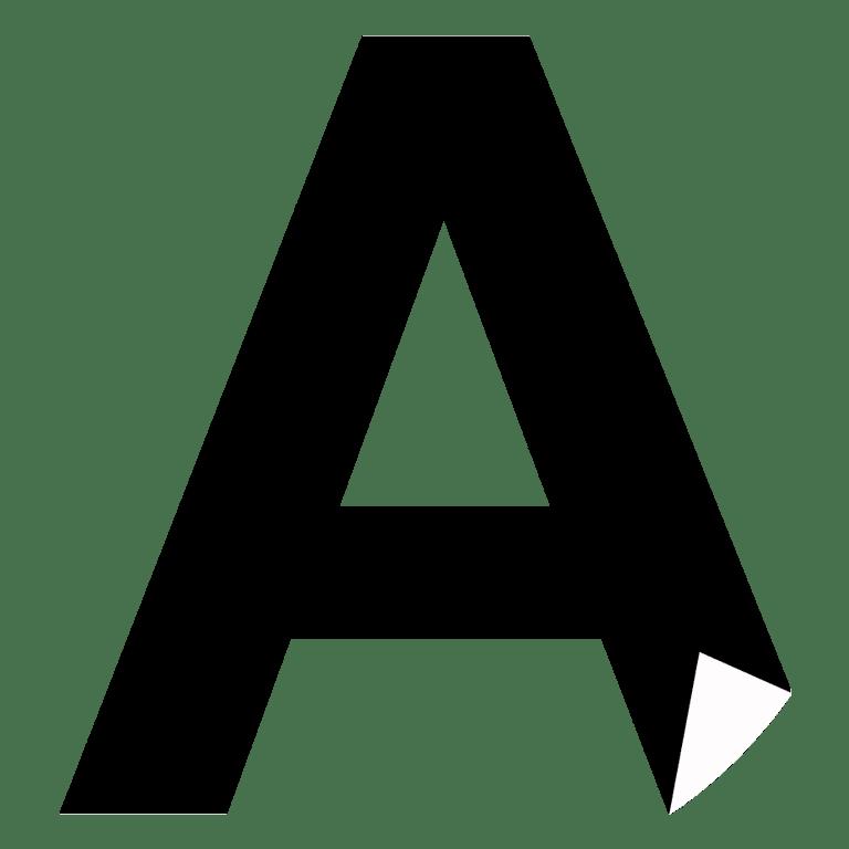 lettre de carrière adhésive