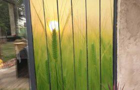 moustiquaire de porte à personnaliser 150cm de large