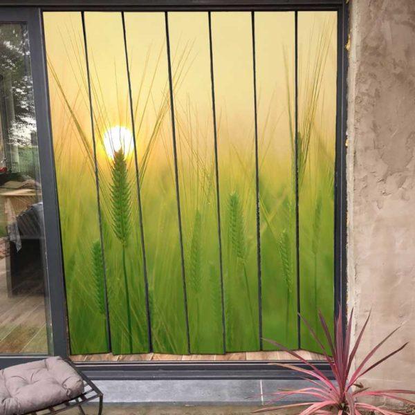 moustiquaire à personnalisé en ligne pour baie vitrée