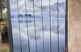 moustiquaire de porte à personnaliser 175 cm de large