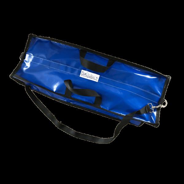 sac semi étanche bleu