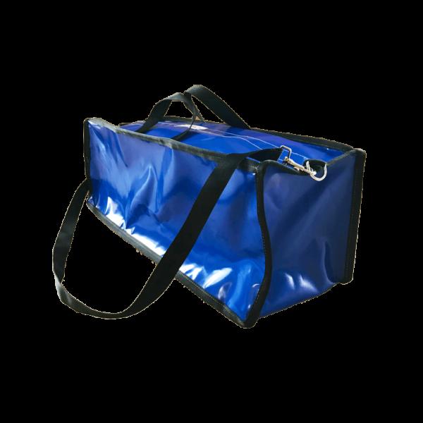 sac semi étanche bleu 62 litre