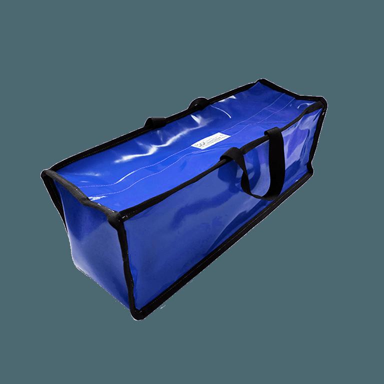 Petit sac de rangement bleu semi-étanche