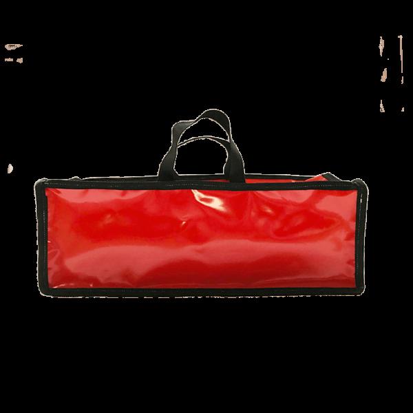 Petit sac de rangement rouge semi-étanche