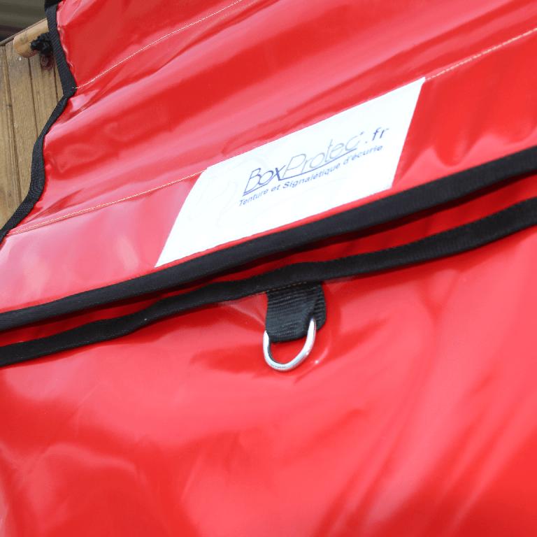 sac à bandes d'équitation boxprotec