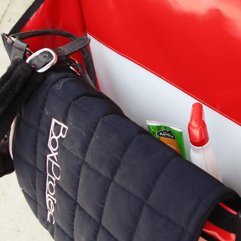 sac à bande d'équitation