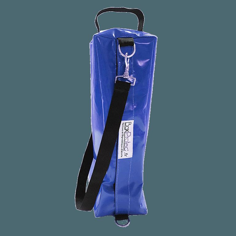 sac à bottes semi-étanche bleu pour enfant ou femme