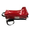 sac à bottes rouge semi-étanche pour enfant ou femme
