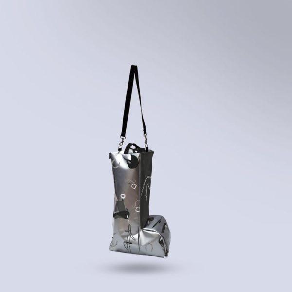 sac à botte micro aéré pour équitation