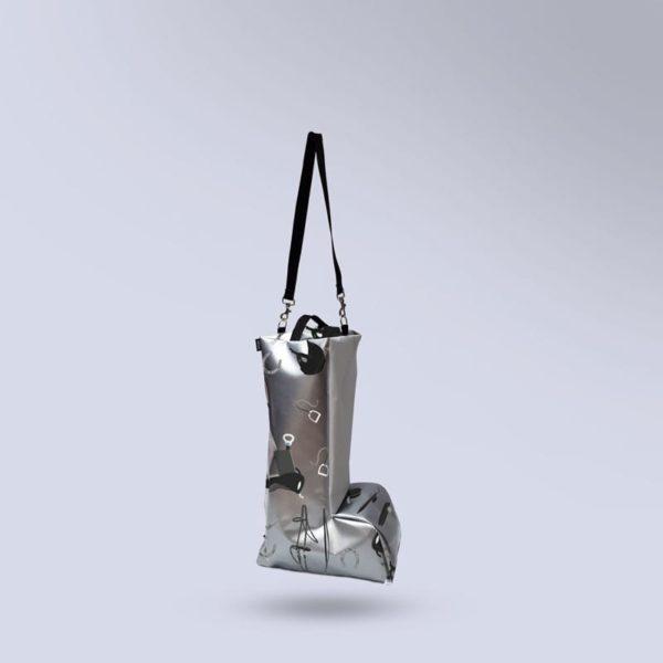 sac à bottes taille femme