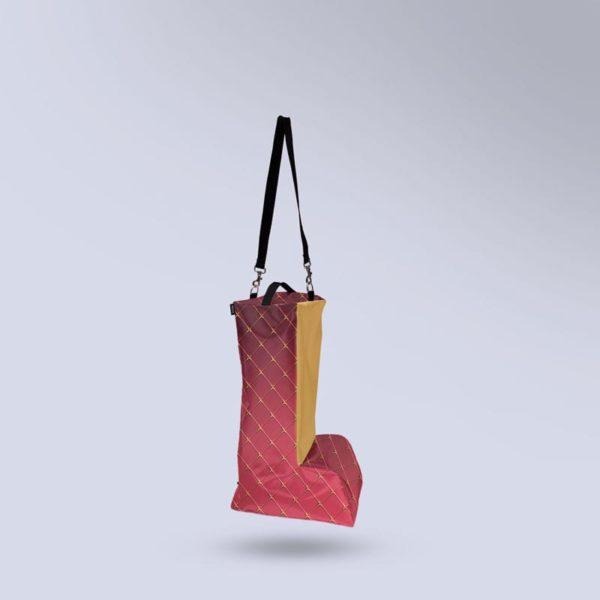sac à bottes équitation enfant ou femme