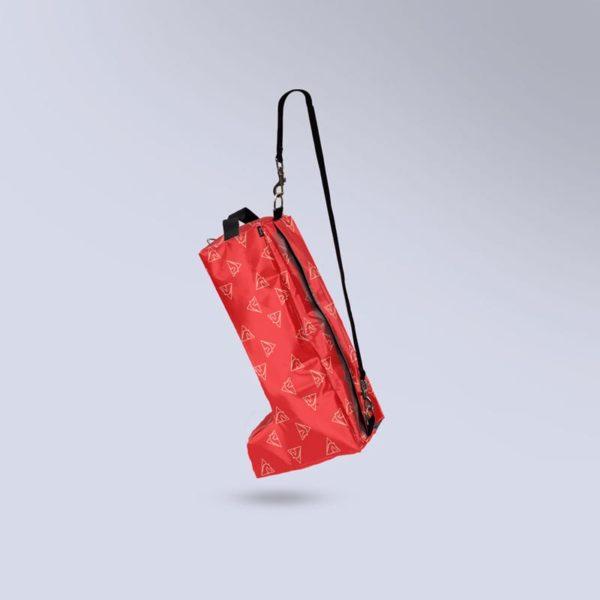 sac pour transporter les bottes d'équitation