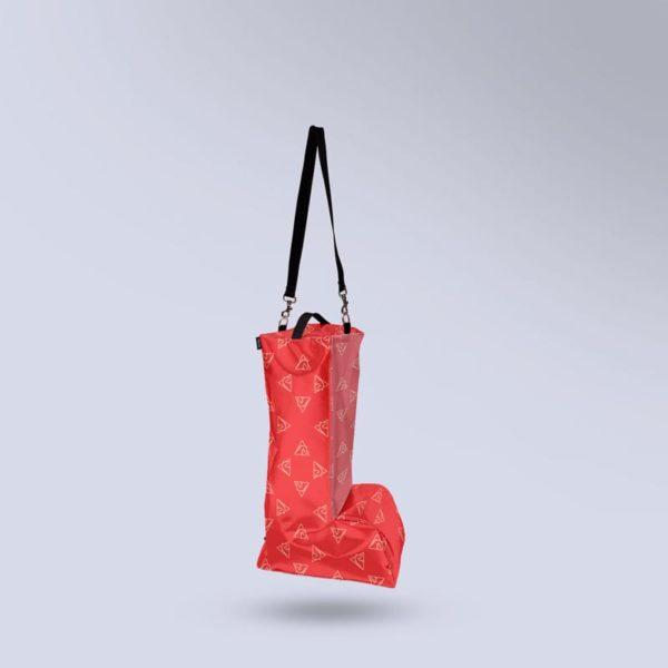 sac pour bottes équestre