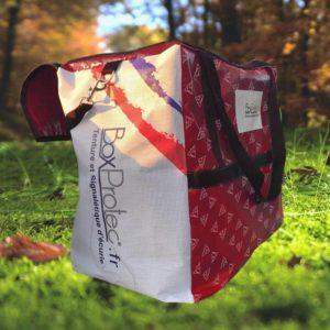 sac à couverture imprimable