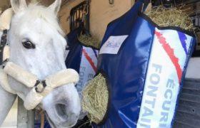 Sac à foin chevaux à personnaliser