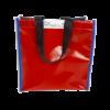sac cabas semi-étanche rouge cabox boxprotec