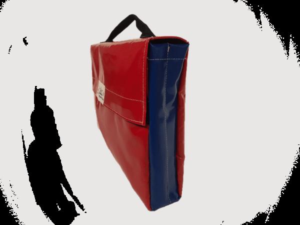 sacoche bleu et rouge boxprotec