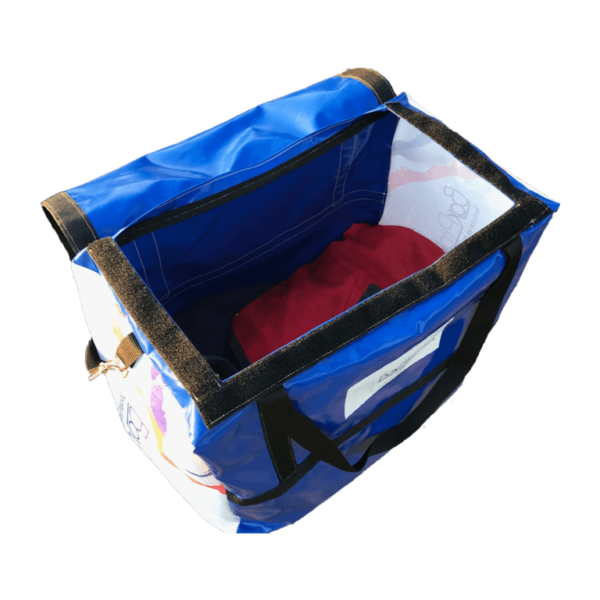 sac à couverture semi-étanche et micro aéré
