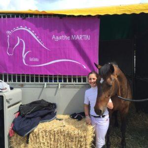 tenture de box Agathe Martin boxprotec