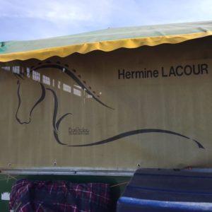 tenture de box hermine lacour boxprotec