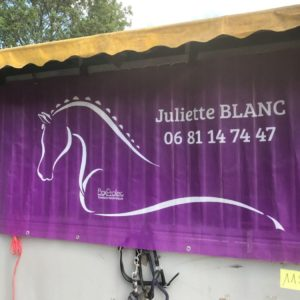 tenture de box juliette blanc boxprotec