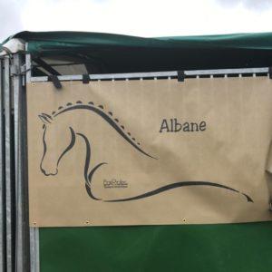 tenture personnaliser albane boxprotec