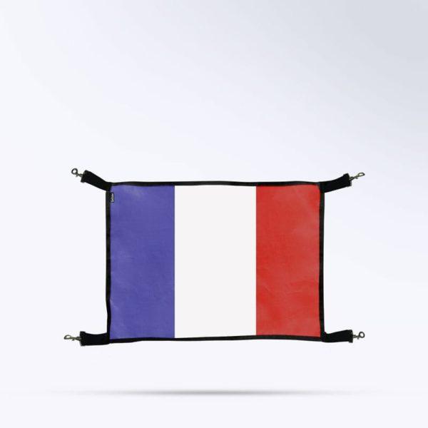 porte de box drapeau France Boxprotec