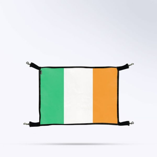 porte de box drapeau Irlande Boxprotec