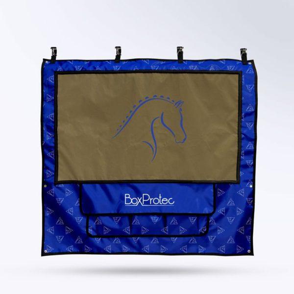 Tenture de box PRO1 Fond Tropical