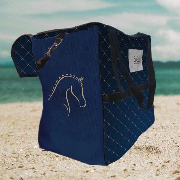 sac à couverture d'équitation