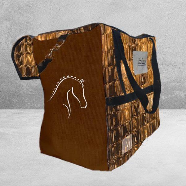 sac à couverture logoté