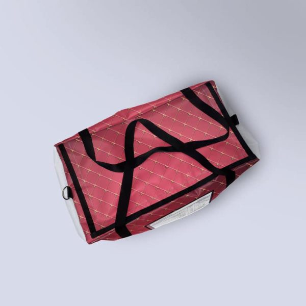 Sac à couvertures respirant Rouge Boxprotec