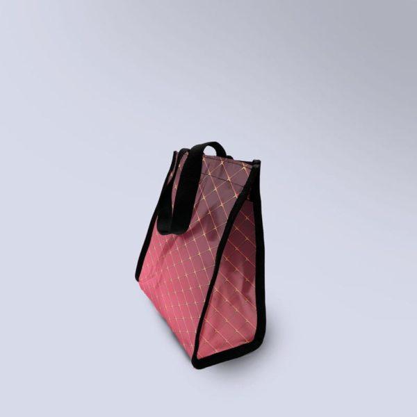 sac à main rouge anglais semi-étanche