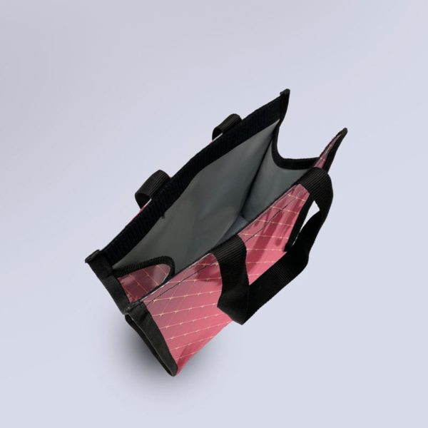 sac à main rouge anglais Boxprotec semi-tanche